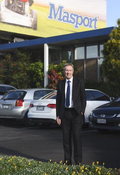 Ariens Company appoints Masport