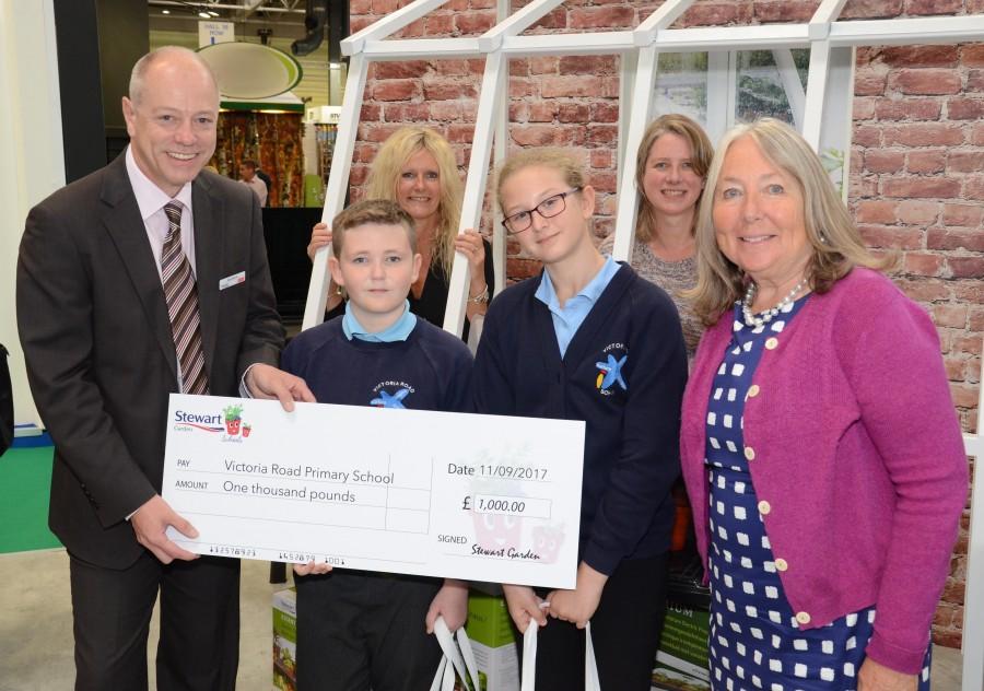Stewart Garden Schools Programme 2018 launched