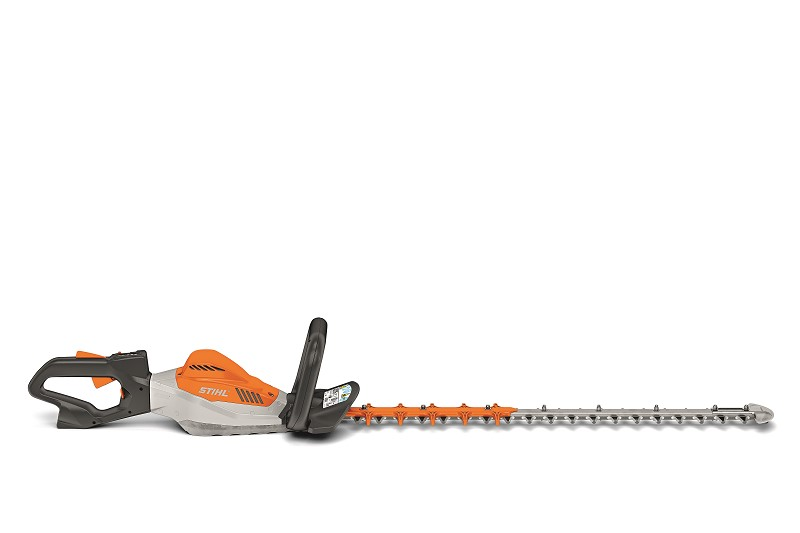 STIHL's professional cordless hedge trimmers offer high levels of performance
