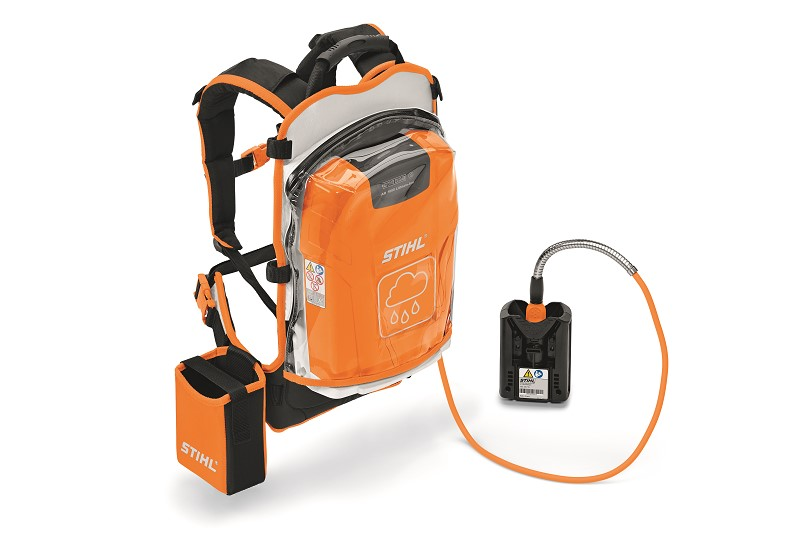 STIHL's AR 1000 backpack battery offers a lighter option
