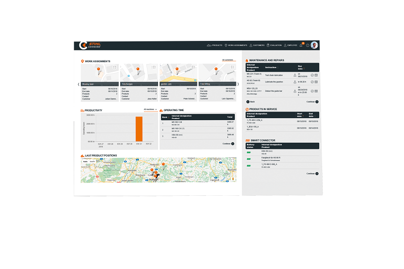STIHL launches new smart technology to enhance fleet management