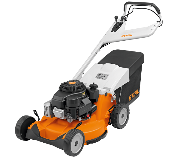 STIHL introduces new professional lawn mower