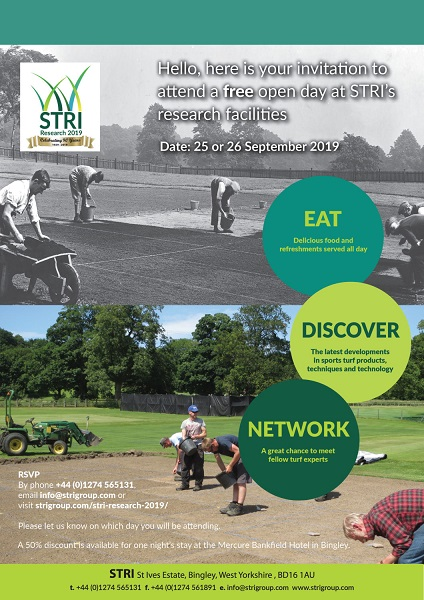 Annual research open days launched by STRI
