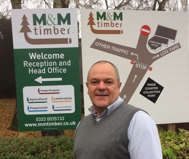 M&M Timber appoints new Operations Manager
