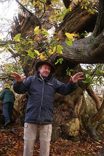 Ted Green tree seminar repeated in November due to March sell-out