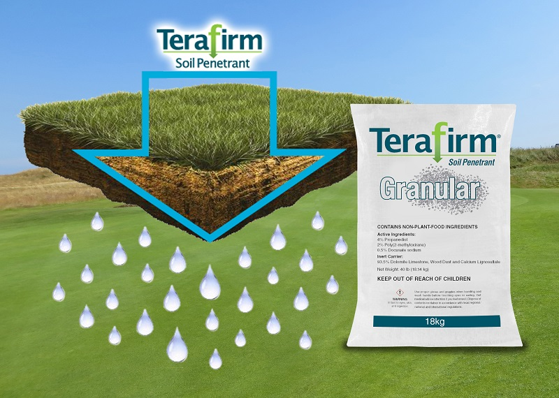 New Terafirm Granular from Headland Amenity