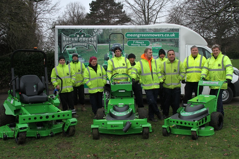 Council invests in electric mowers