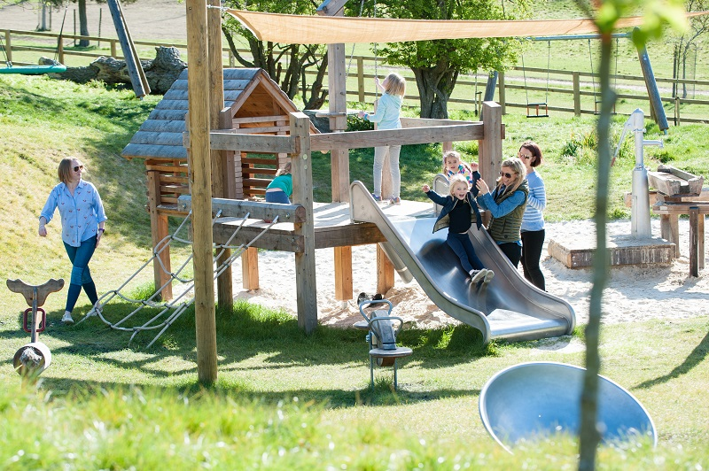 Timberplay helps generate interest in historic estate