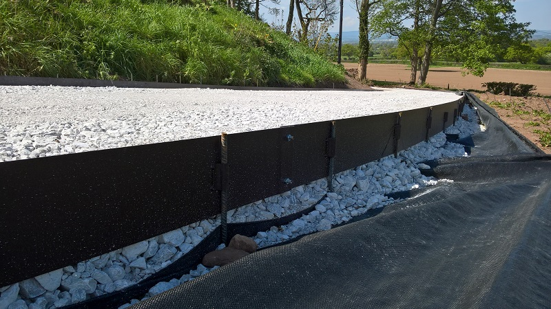 Titan continues to provide a superior edging solution