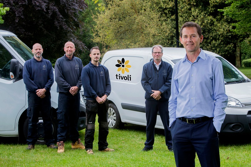 Tivoli launches following acquisition of ISS Landscaping