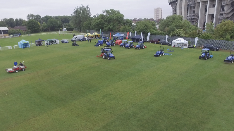 New venue for Turf Maintenance LIVE!