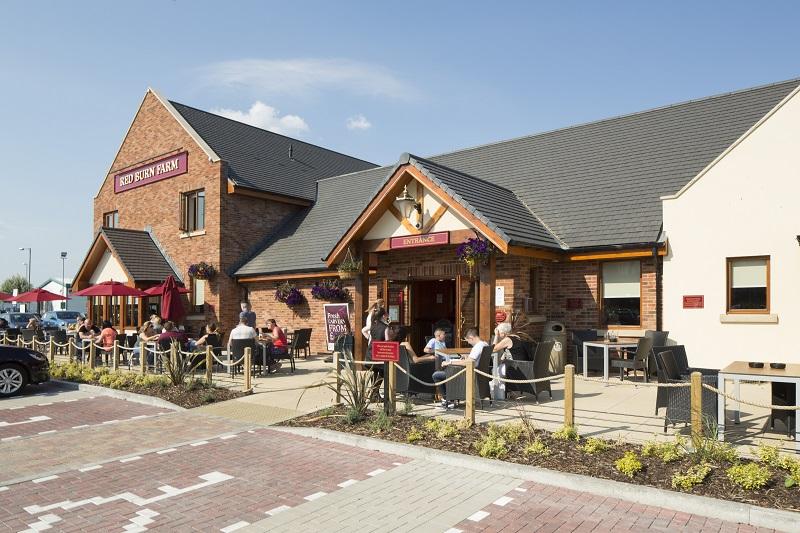 Tobermore assist Ogilvie at new Farmhouse Inn branch