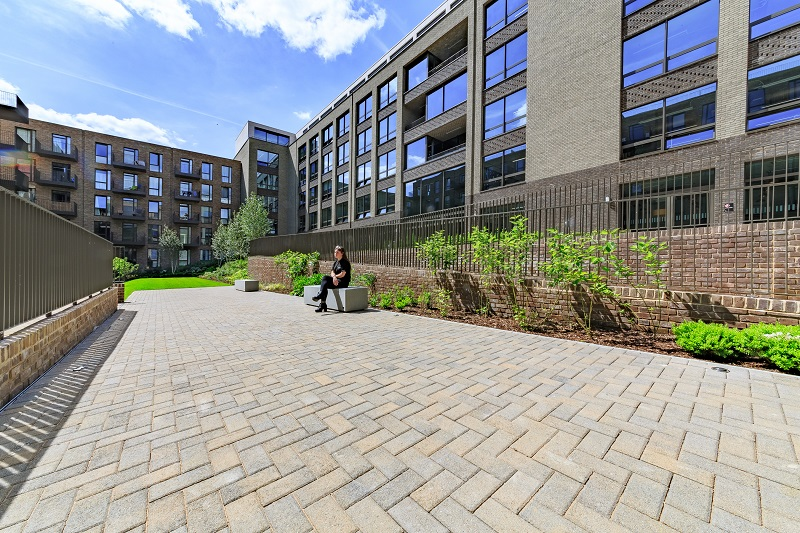 Tobermore helps developers achieve contemporary yet timeless theme