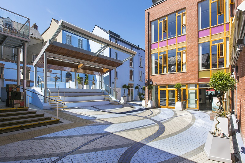Tobermore surpass expectation with evocative design for memorial