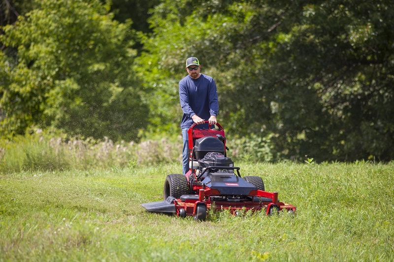 Professional productivity with the Toro Mid-Size Proline