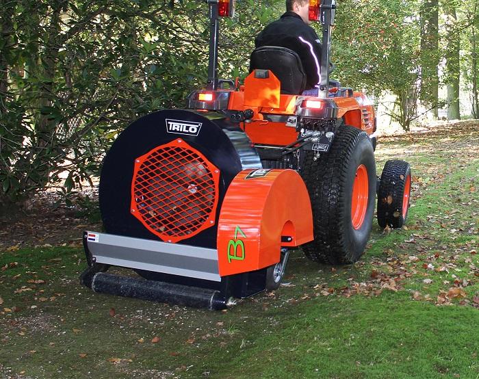 Trilo offers multi-use turf equipment