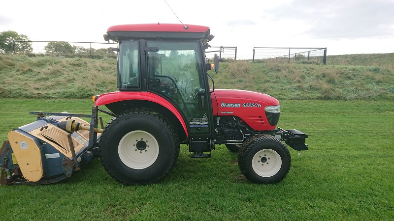 Campey provide more than a tractor