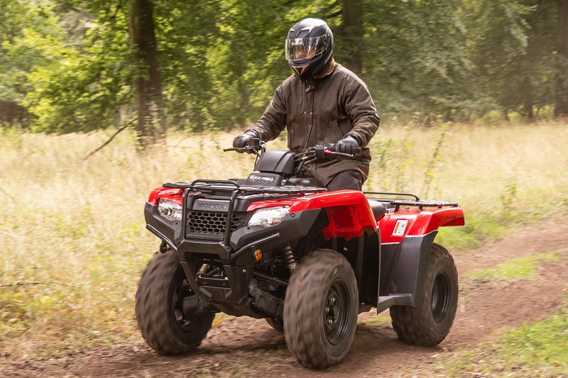 Honda updates market leading ATV models