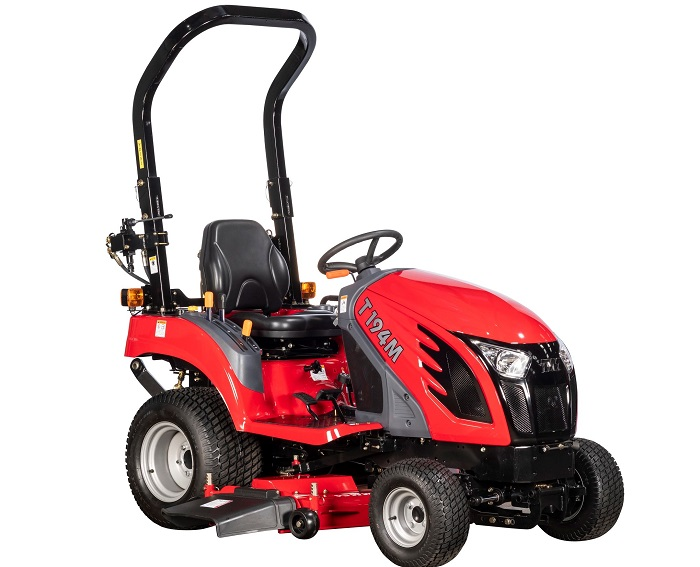 Groundbreaking new mower from TYM