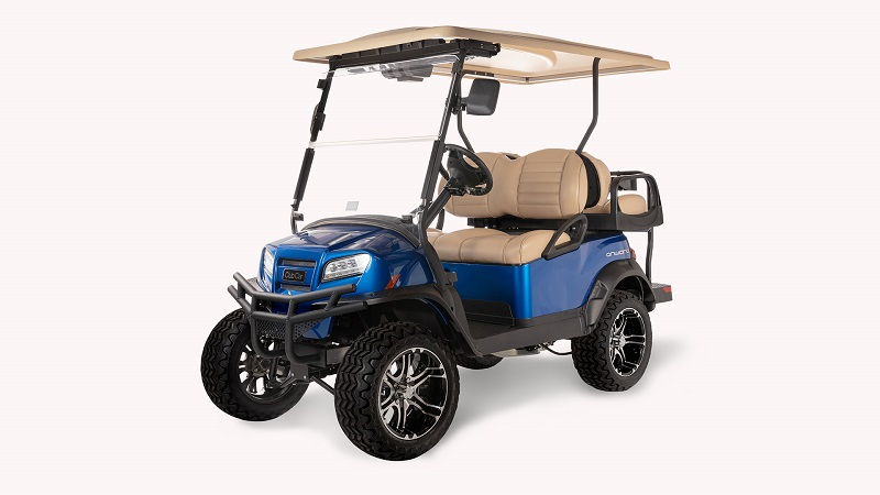 Club Car launches new personal vehicle range