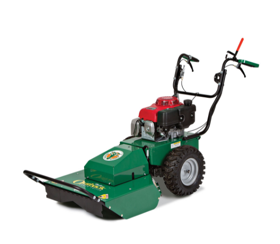 Billy Goat brushcutter mowers make quick work