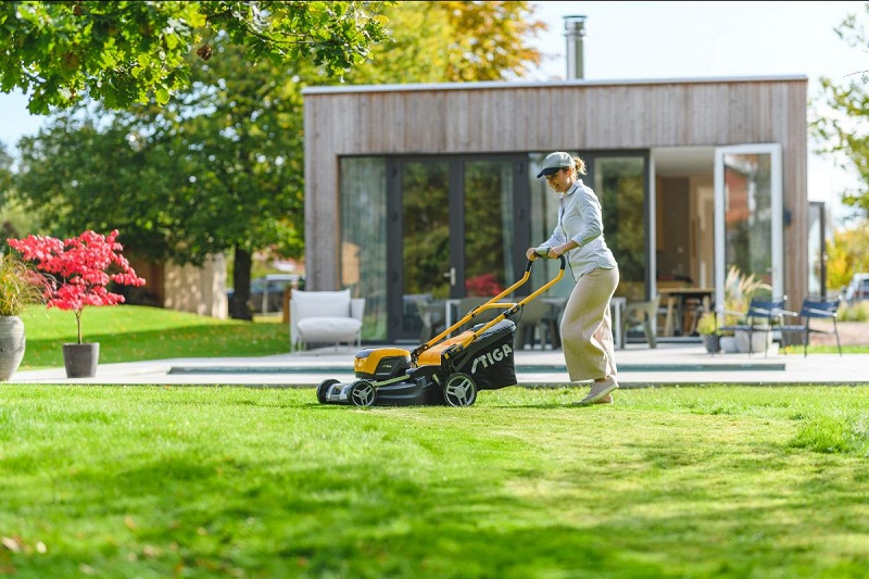 New 500 Series mowers for smart energy usage