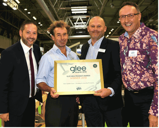 Sustainable products a best seller for Tildenet