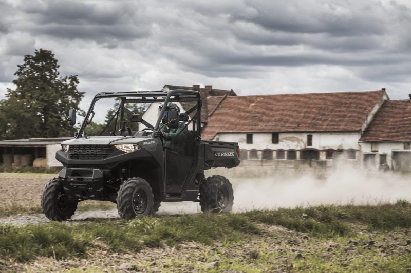 Polaris introduces its new full-size Ranger line-up for 2021