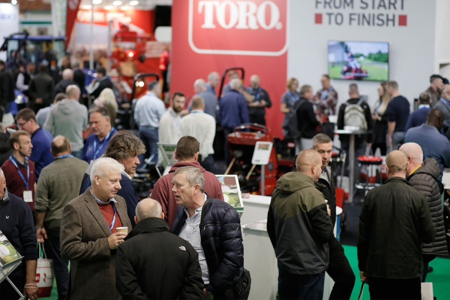 SALTEX organisers launch visitor survey
