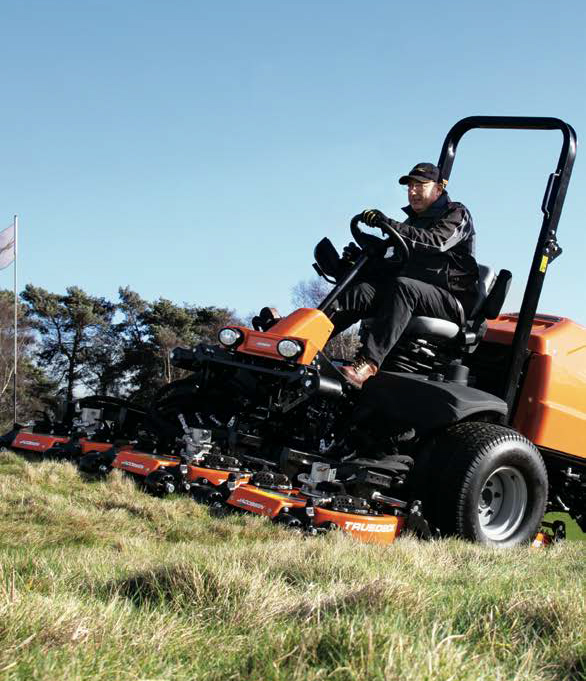 Manufacturing excellence remains key to success for Ransomes Jacobsen