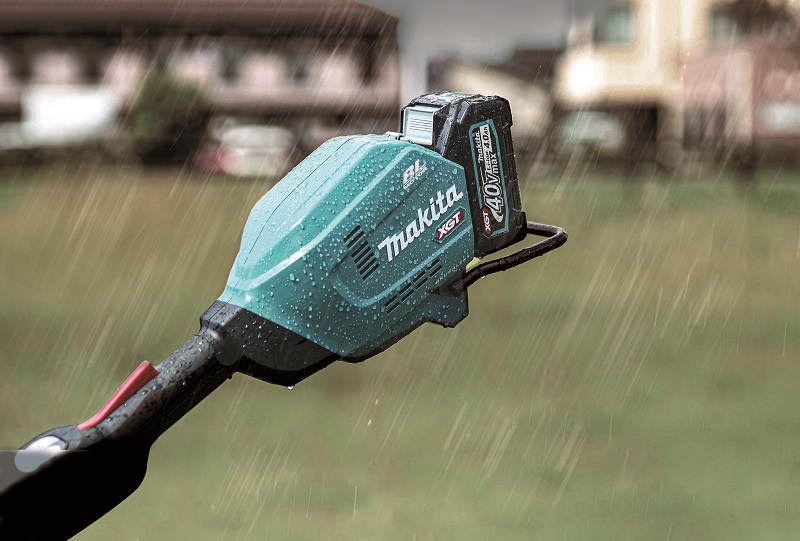 Makita expands XGT range with garden machinery products