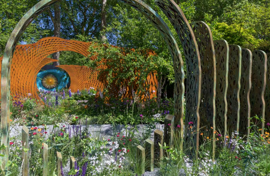 10 desing trends at RHS Chelsea from members of the Society of Garden Designers