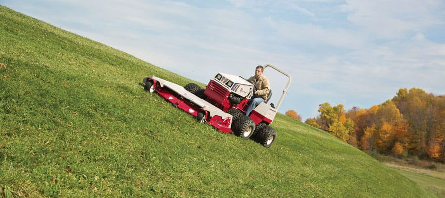 Upson Mowers announce appointment as a new dealer for the Ventrac range