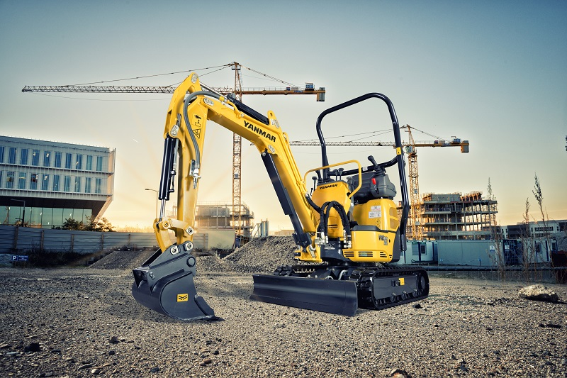 Yanmar to showcase latest range at EHS 2019