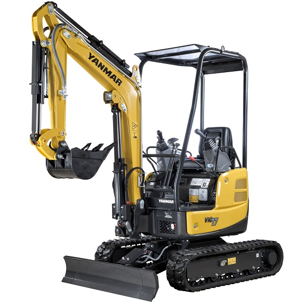 Yanmar to showcase ViO17 at EHS 2020