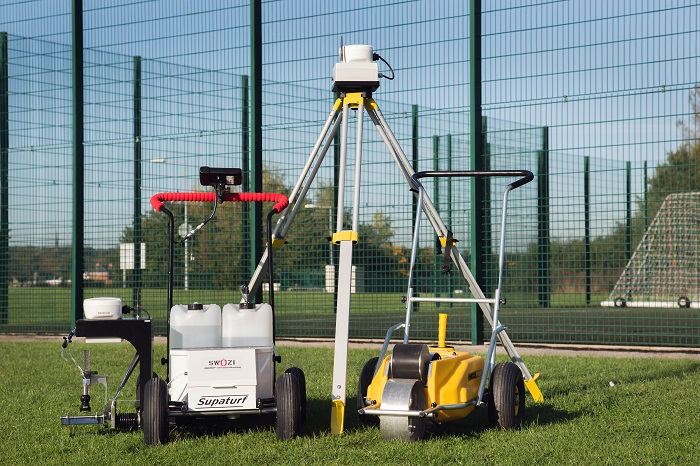 Total solutions for turfcare