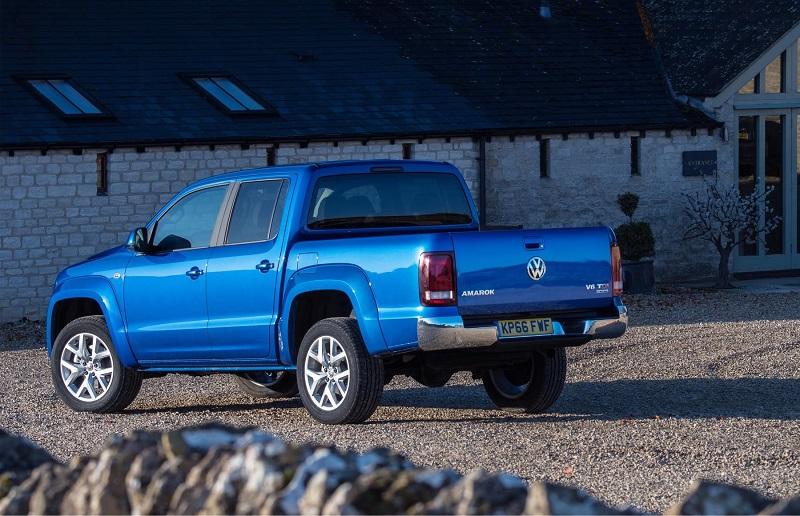 New Volkswagen Amarok goes on sale