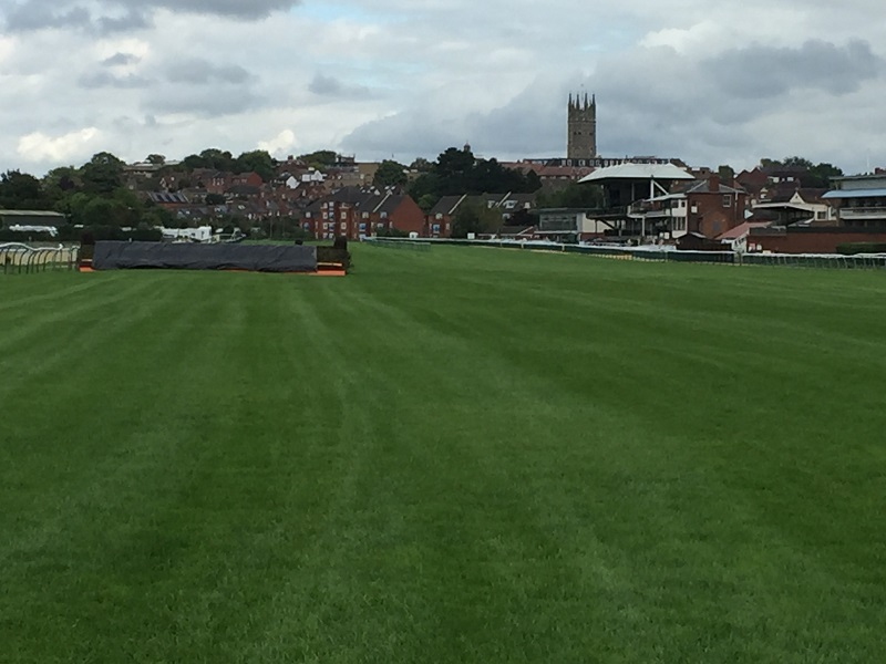 Warwick Racecourse choose ProMaster 79