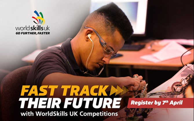 The APL WorldSkills UK Landscaping competition is open for registrations