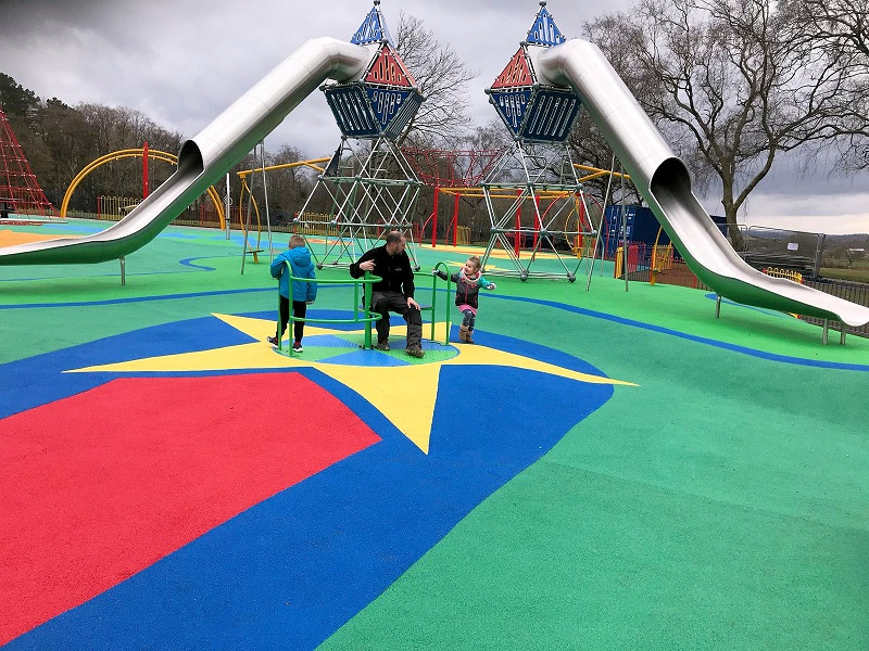 Monster Double Matrix multi-play towers above new play provision