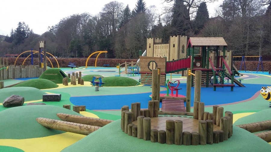 Centenary celebrations in full swing for Wicksteed Playgrounds in 2018
