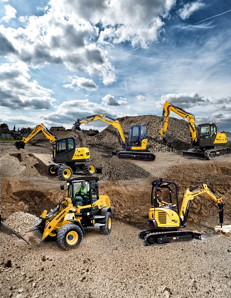 Yanmar strengthens commitment to UK construction market