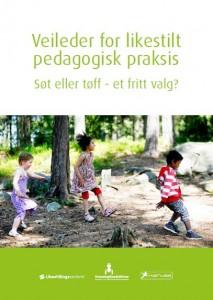 forside_veileder_likestilt_pedagogisk_praksis