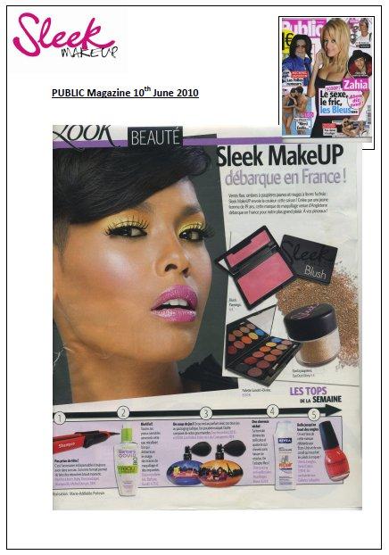 presa makeup shop
