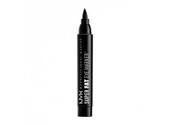 Contur ochi NYX Professional Makeup Super Fat Eye Marker Carbon Black