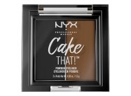 Contur ochi NYX Professional Makeup Cake That Powder Eyeliner