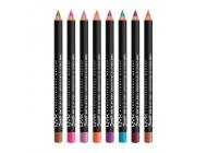 Creion buze NYX Professional Makeup Suede Matte Lip Liner