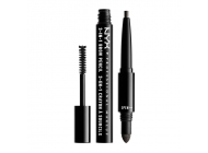Creion sprancene NYX Professional Makeup 3in1 Brow Pencil