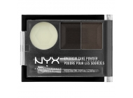 Fard sprancene NYX Professional Makeup Eyebrow Cake Powder