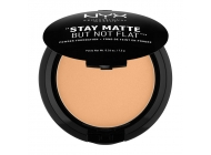 Fond de ten pudra NYX Professional Makeup Stay Matte But Not Flat Powder Foundation